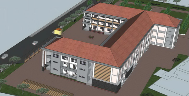 Disable Children School Binh Tan District