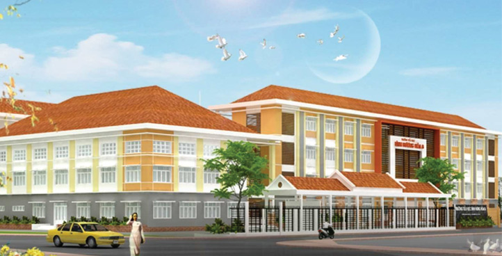 Binh Hung Hoa B Primary School