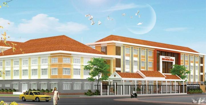 Trường Tiểu học Bình Hưng Hòa B