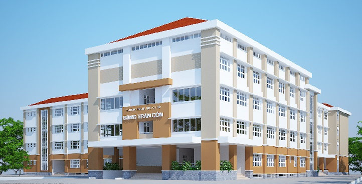 Trường THCS Đặng Trần Côn