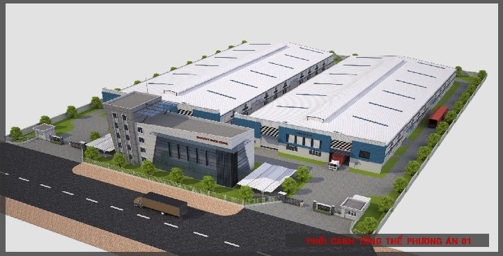 Mechanical Workshop, Woodworking of Gia Thy Construction J.S.C