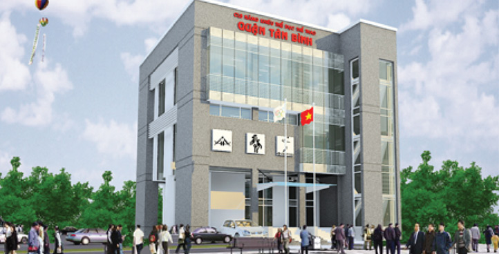 CLB Năng Khiếu Thể Dục Thể Thao Quận Tân Bình