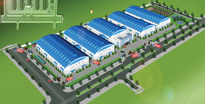 Nhà máy Sản xuất Cao su Thành Phẩm